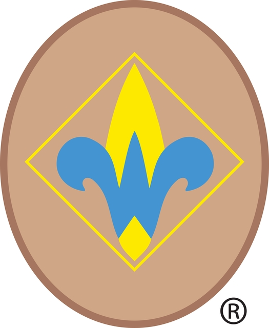 Webelos Oval Logo color